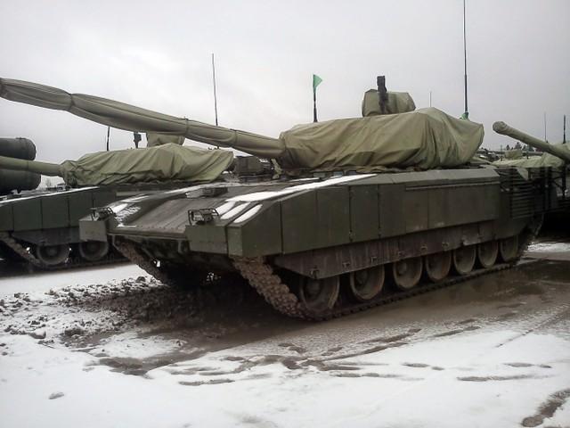 """俄宣布对外开放介绍自己都没武器装备的""""阿玛塔"""",我国不容易要,印尼呢?  第3张"""