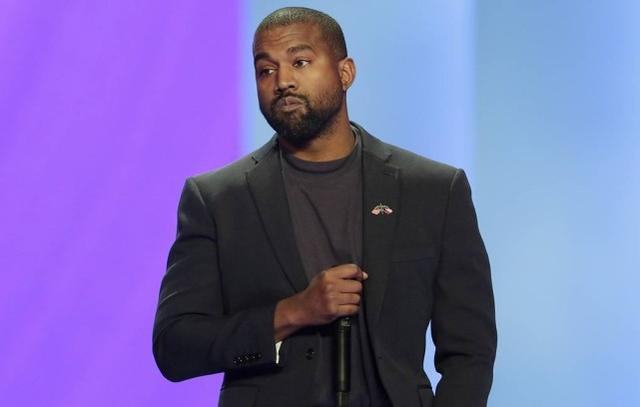 """嘻哈歌手""""kanye""""在俄克拉何马州备案竞选特朗普总统  第1张"""