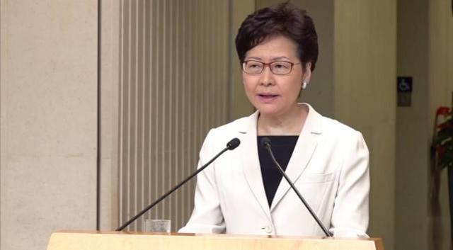 高级官员底气答复封禁,中国香港承诺不畏英国吓唬  第1张