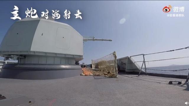 香港媒体:驻港部队东海多学科演习,发送鱼雷艇反潜是重中之重  第5张