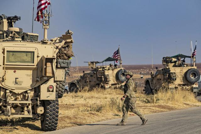 叙乌克兰政府一处监测站遭美国军队轰炸 先前曾回绝美国军队运输队根据  第3张
