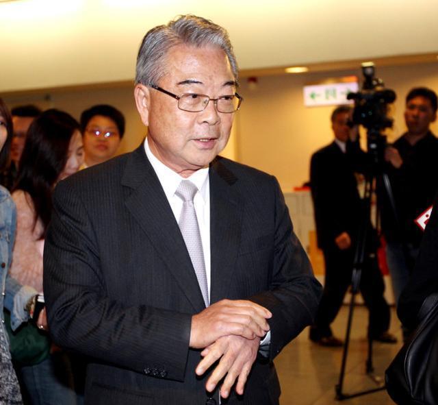 台湾海基会谈妥代理商老总候选人 原副总经理许胜雄担任  第1张