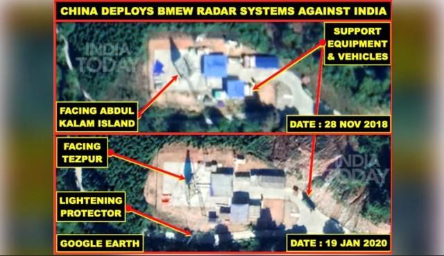 印度媒体:我国在边境线布署好几部新式雷达探测,紧抓印尼2个兵家必争之地  第1张