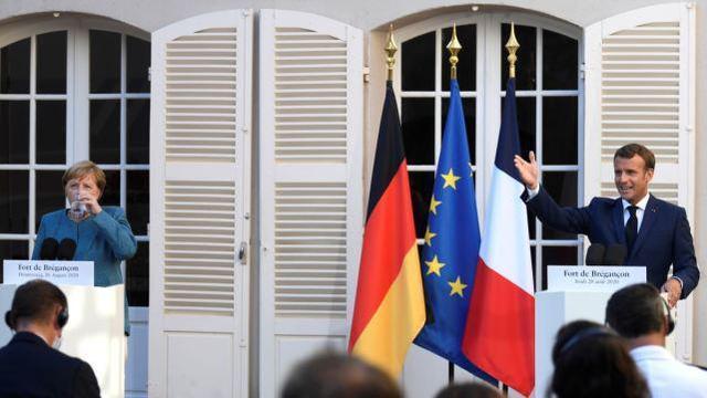 """蓬佩奥斥责白俄大选""""不合理"""",法国马克龙:不期待乌困境在白俄重蹈覆辙  第2张"""