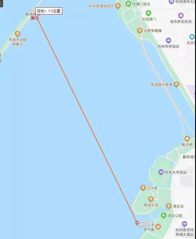 小伙仰着掉下杭州西湖,任何人忙了一夜……结果令人无奈  第5张