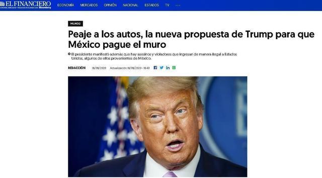 川普再出新招:西班牙入境美国车子要付入关费  第3张