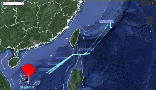 """中国人民解放军南海军演最后一天,美国军队上空侦查""""得寸进尺""""  第2张"""