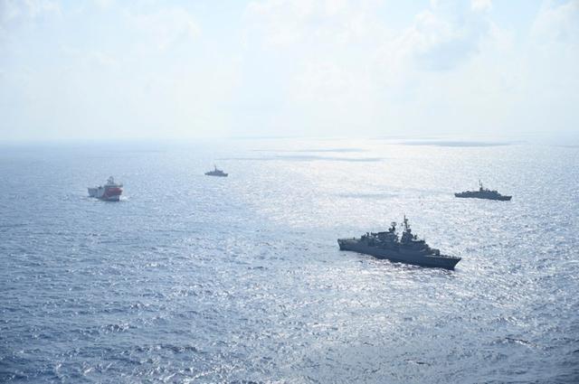 土尔其再发水上预警信息:将在东波罗的海举办狙击演练