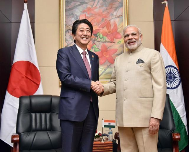 对于我国?印度媒体:日印将要签定新协议书,舰艇可进到另一方产业基地  第1张