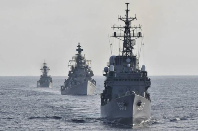 对于我国?印度媒体:日印将要签定新协议书,舰艇可进到另一方产业基地  第2张
