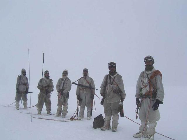 印度军队这一姿势曝露在中印边界越冬的真正军力  第2张