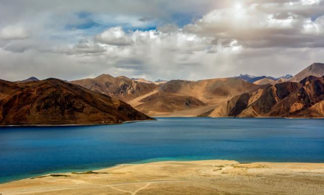 印度媒体:我国把5G网都铺到班公湖边了  第1张