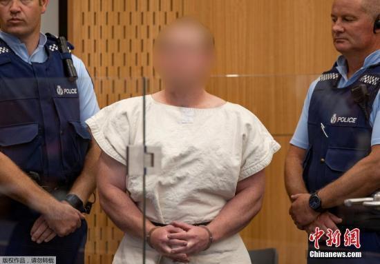 遣送回国教堂火枪手回澳拘役?新西兰总理:将听受害人亲属建议  第1张
