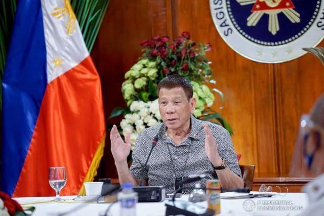 菲律宾总统新闻发言人:不容易追随美国制裁我国南海造岛公司  第2张