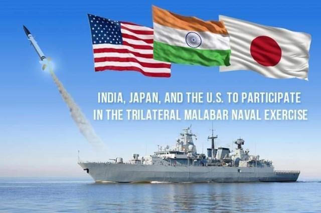 中国和印度两军班公湖僵持 印尼被爆延迟印日美联合军演  第1张