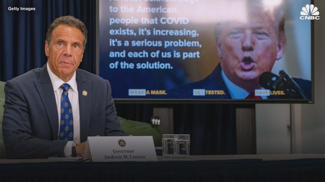 """拨款申请遭拒,纽约州长怒了:川普想""""杀掉纽约""""  第2张"""