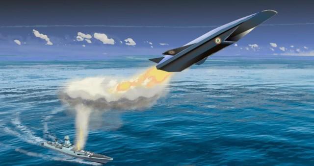 外媒蹭热点印尼试射高超音速四轴飞行器:是为应对中国军舰  第1张