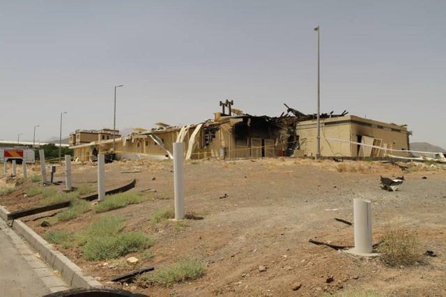 遭火灾事故毁坏后,沙特在纳坦兹核设施复建更优秀离心脱水机工业厂房  第2张
