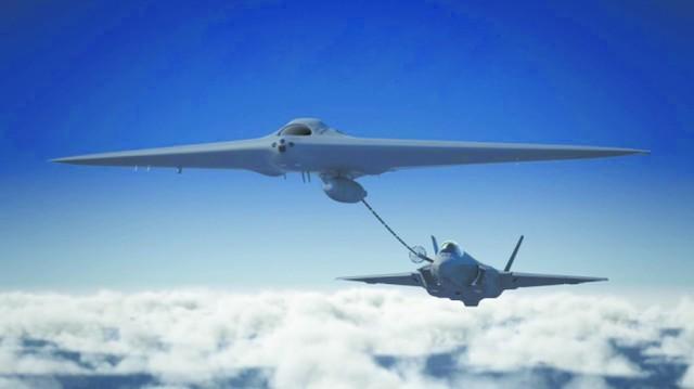 武器装备没有人加油枪 发展趋势远程控制战机解决中国导弹,美国军队加强航空母舰