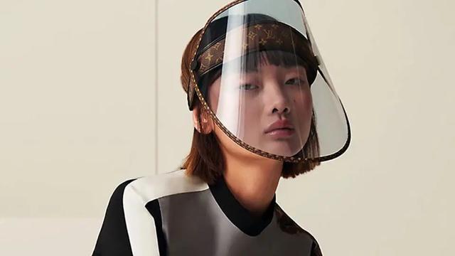 LV公布开售定价6000多中国人民币疫防面具,看见熟悉……