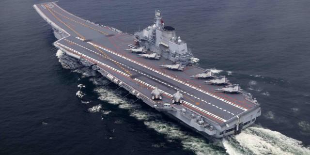 外媒:短短的二十年,我国取得成功布署世界最大战舰,发展趋势速率超过预估