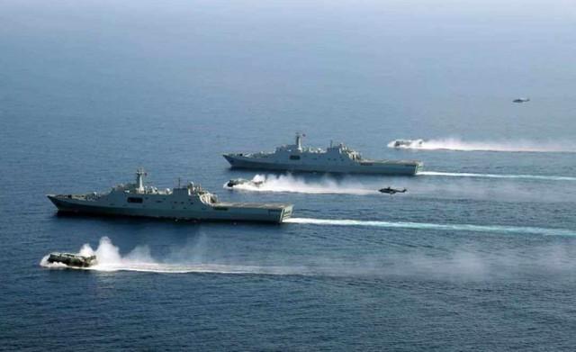 才真旺姆-全:美国航母的老化距离很远,台海不太可能发生战争  第2张