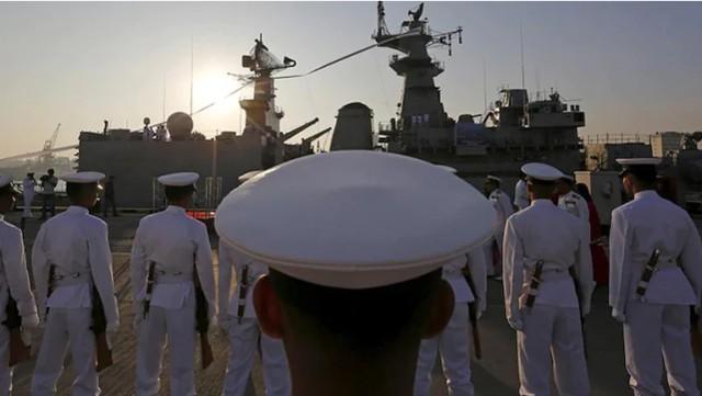 印度-澳大利亚海上联合军事演习:由于疫情,双方人员不得进行身体接触  第1张