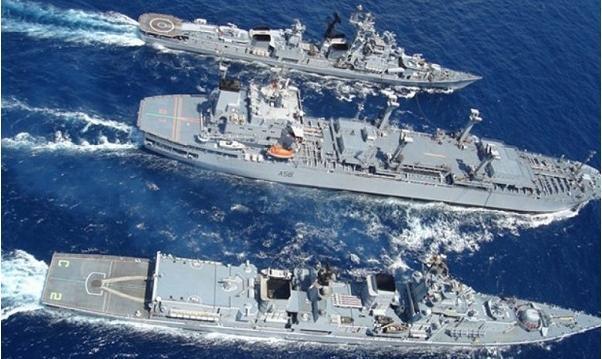 印度-澳大利亚海上联合军事演习:由于疫情,双方人员不得进行身体接触  第3张