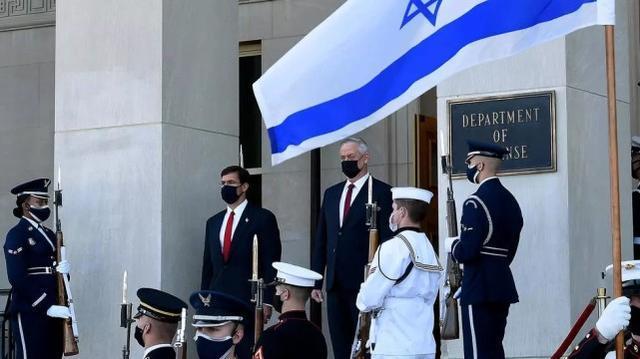 以色列对阿联酋购买F-35感到担忧,美国国防部长安抚说:这将有助于保持其军事优势