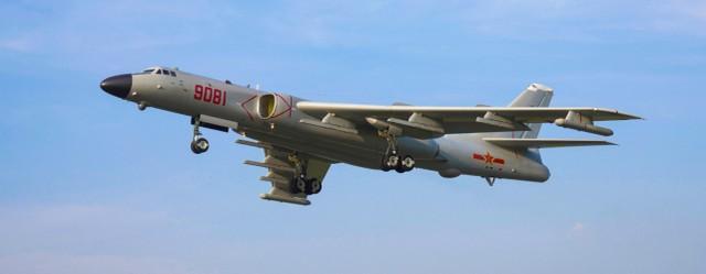 美国媒体:解放军在关岛发布H -6K模拟攻击视频是警告还是威胁?