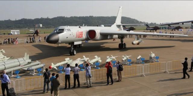 美国媒体:解放军在关岛发布H -6K模拟攻击视频是警告还是威胁?  第2张