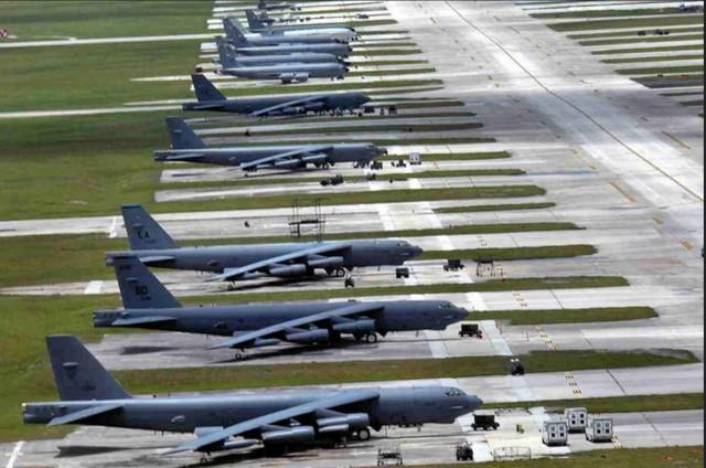 美国媒体:解放军在关岛发布H -6K模拟攻击视频是警告还是威胁?  第4张
