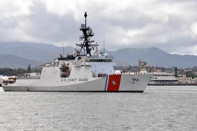 不好的开始!美国巡逻艇在部署第七舰队行动区的途中起火  第2张