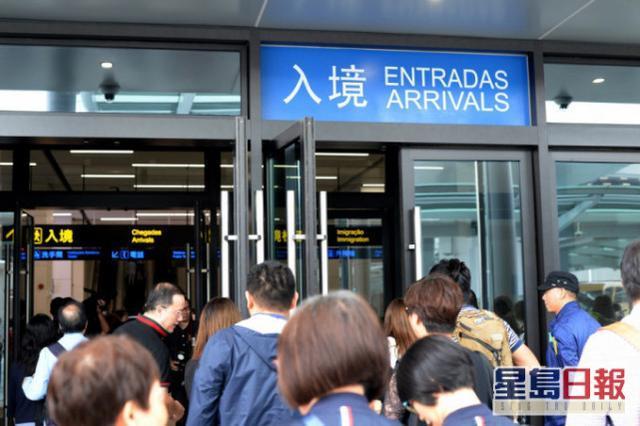 香港居民在澳门隔离期间擅自离境,被判处缓刑2年3个月