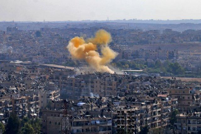 """叙利亚政府:恐怖分子和""""白盔""""指责政府导致了武侠片的演变  第3张"""