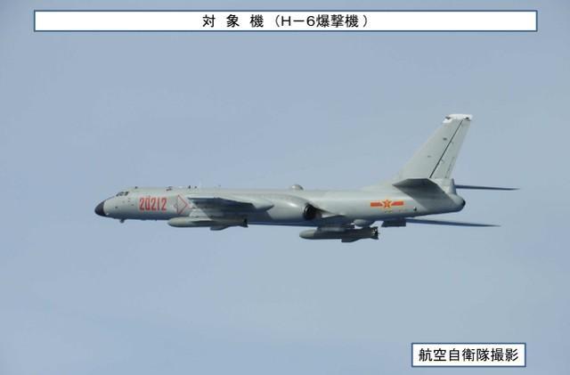 近三个月后,解放军飞机飞到宫子海峡,日本紧急派出战斗机处理此事  第3张