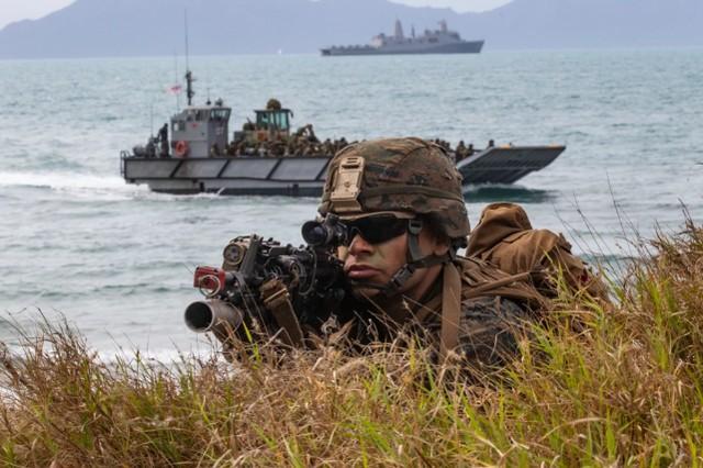 """为了给中国找麻烦,美国海军陆战队将花三年时间测试""""渤海集团""""的实力  第2张"""