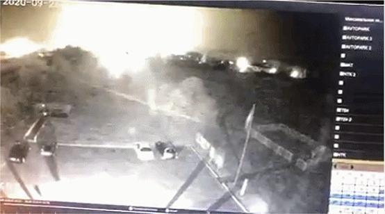致命时刻!乌克兰军用飞机坠毁前几秒,视频被公布  第2张