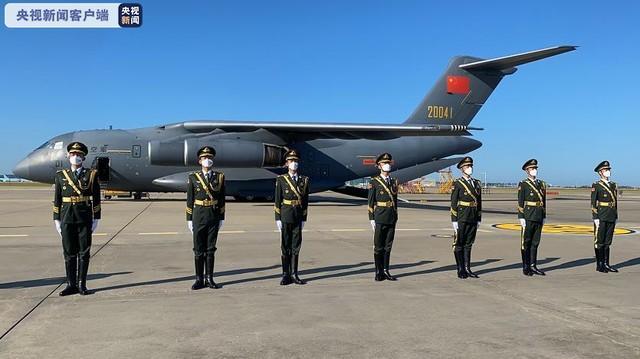 云-20把英雄带回家,这个数字反映了祖国对烈士的最高敬意  第3张
