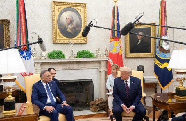 蓬佩奥威胁关闭美国驻伊拉克大使馆。伊拉克官员:蜜月期结束了