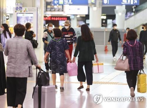 韩国出现新冠肺炎流感双重感染病例,官方呼吁中秋节少团聚,配合防疫  第3张