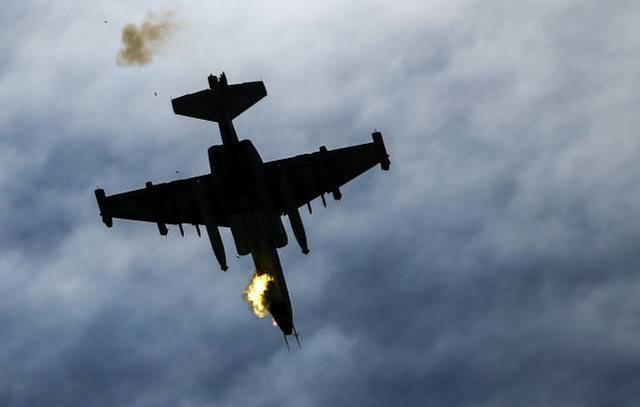 亚美尼亚声称土耳其F-16击落了该国的苏-25战斗机,但遭到土耳其和阿塞拜疆双方的否认