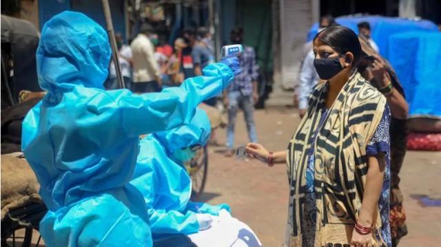 """截至8月,印度每15人中就有一人接触过新冠肺炎病毒,这远未达到""""群体免疫""""  第1张"""