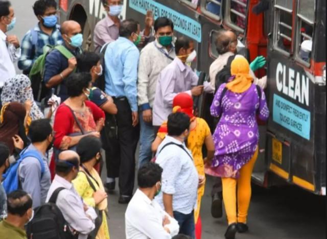 """截至8月,印度每15人中就有一人接触过新冠肺炎病毒,这远未达到""""群体免疫""""  第3张"""