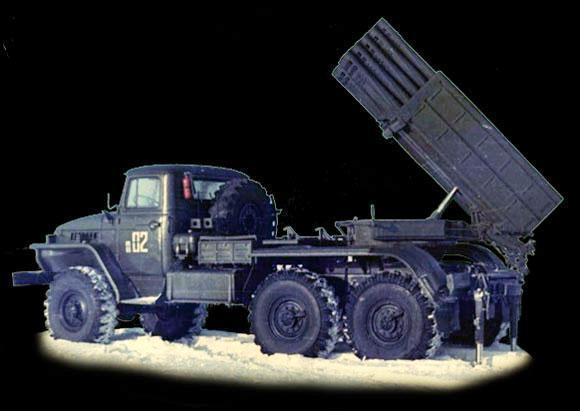 """俄罗斯新火箭的""""龙卷风-G""""火箭炮极难防御,躲在山里还是炸  第3张"""