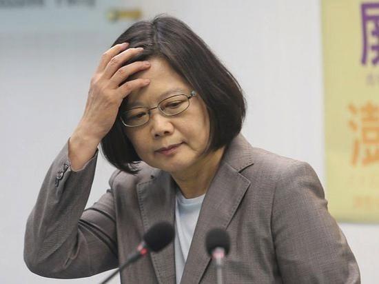 美国对台湾一点礼貌都没有  第1张