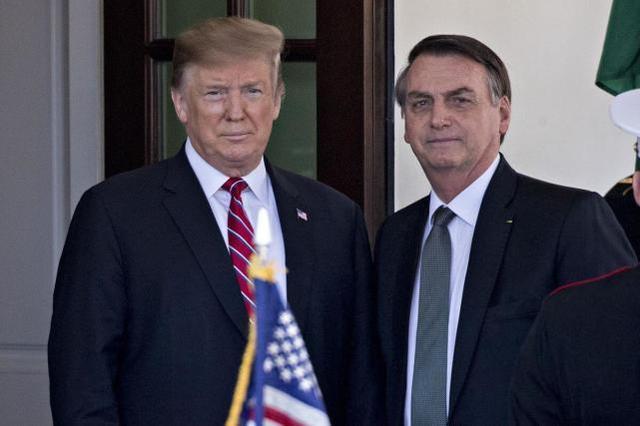"""时事通讯!巴西总统祝愿特朗普""""早日康复""""  第1张"""