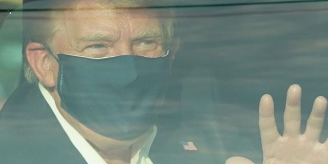 白宫医生:特朗普两次血氧饱和度下降  第1张