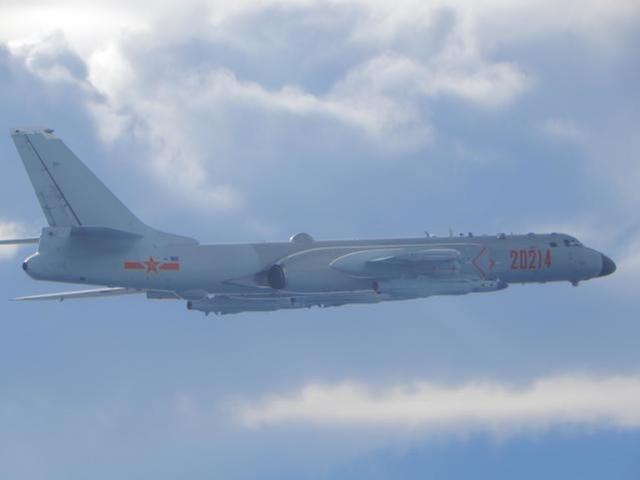 国庆假期第7天,解放军空军警察-500进入台湾西南领空  第3张