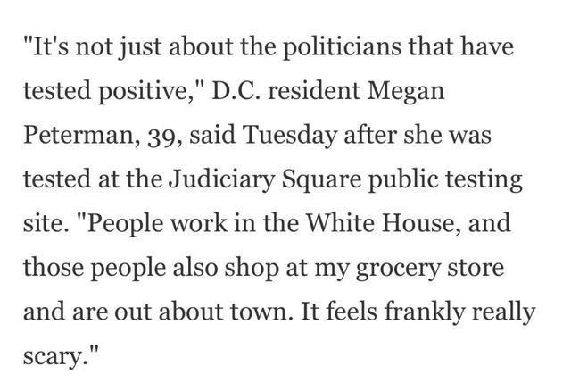 美国女人:我没想到要做核酸测试,我所有的积蓄都会被清空  第4张